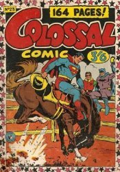 K.G. Murray Publishers's Colossal Comic Issue # 23