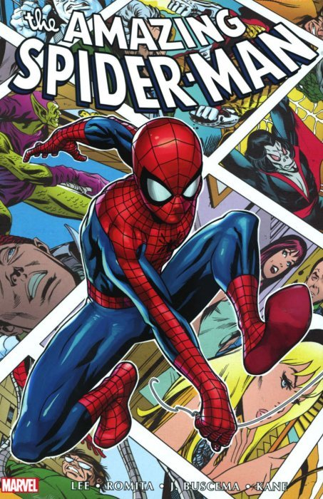 The Amazing Spider-Man Omnibus Hard Cover 3 (Marvel Comics ...