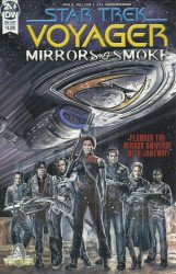 IDW Publishing's Star Trek Voyager: Mirrors and Smoke Issue # 1