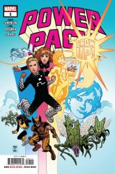 Marvel Comics's Power Pack: Grow Up! Issue # 1