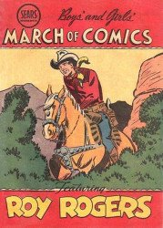 Western Printing Co.'s March of Comics Issue # 62b