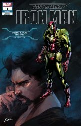 Marvel Comics's Tony Stark: Iron Man Issue # 1x
