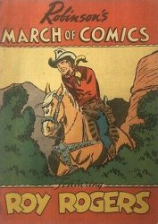 Western Printing Co.'s March of Comics Issue # 62c