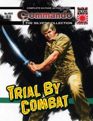 D.C. Thomson & Co.'s Commando: For Action and Adventure Issue # 4922