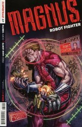 Dynamite Entertainment's Magnus: Robot Fighter Issue # 7d