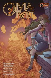 Dark Horse Comics's Olivia Twist Issue # 1