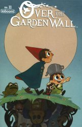KaBOOM!'s Over the Garden Wall Issue # 11