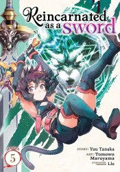Seven Seas Entertainment's Reincarnated as a Sword Soft Cover # 5