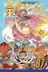 Viz Media's One Piece Soft Cover # 87