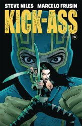 Image Comics's Kick-Ass Issue # 15