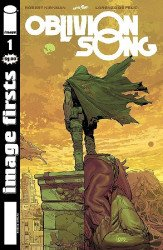 Image Comics's Oblivion Song Issue # 1image firsts edition