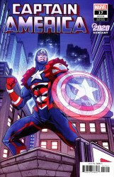 Marvel Comics's Captain America Issue # 17b