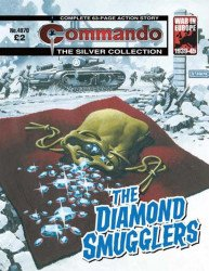 D.C. Thomson & Co.'s Commando: For Action and Adventure Issue # 4970