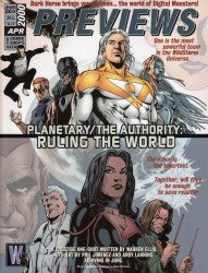 Diamond Comics Distribution's Previews Issue # 139