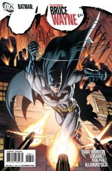DC Comics's Batman: The Return of Bruce Wayne Issue # 6