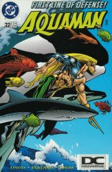 DC Comics's Aquaman Issue # 22b