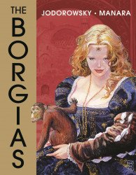 Dark Horse Comics's The Borgias TPB # 1