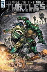 IDW Publishing's Teenage Mutant Ninja Turtles Universe Issue # 24