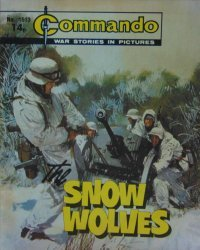 D.C. Thomson & Co.'s Commando: War Stories in Pictures Issue # 1513