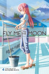 Viz Media's Fly Me to the Moon Soft Cover # 4