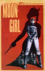 Red 5 Comics's Moon Girl TPB # 1