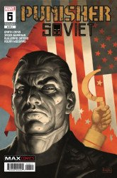 Marvel Comics's Punisher: Soviet Issue # 6