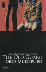 Image Comics's The Old Guard: Force Multiplied Issue # 3