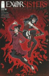 Image Comics's Exorsisters Issue # 6b