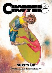 Rebellion's Chopper: Surf's Up TPB # 1