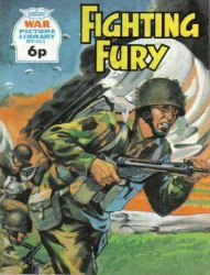 Fleetway (AP/IPC)'s War Picture Library Issue # 663