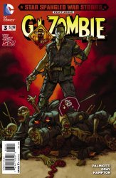 DC Comics's Star-Spangled War Stories: Featuring GI Zombie Issue # 3b