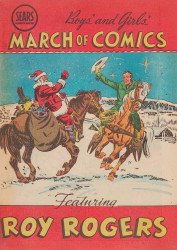 Western Printing Co.'s March of Comics Issue # 77