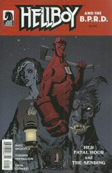 Dark Horse Comics's Hellboy and the B.P.R.D.: Her Fatal Hour Issue # 1