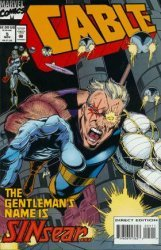 Marvel Comics's Cable Issue # 5