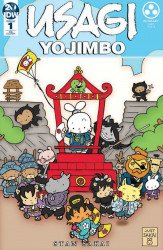IDW Publishing's Usagi Yojimbo Issue # 1re