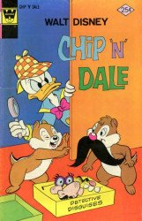 Gold Key's Chip 'n' Dale Issue # 41whitman