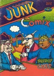 Do City Productions's Junk Comix Issue # 1