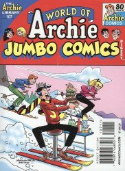Archie Comics Group's World of Archie: Double Digest Magazine Issue # 107