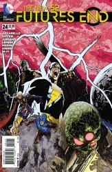 DC Comics's New 52: Futures End Issue # 24