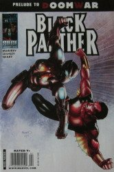 Marvel Comics's Black Panther Issue # 11b