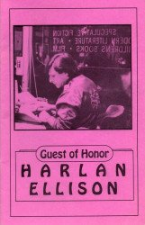 Big Bang Comics's Guest of Honor: Harlan Ellison Issue ashcan