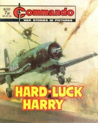 D.C. Thomson & Co.'s Commando: War Stories in Pictures Issue # 949