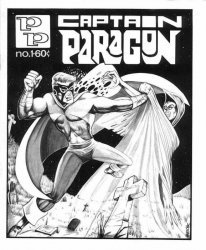 AC Comics's Captain Paragon Issue # 1