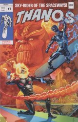 Marvel Comics's Thanos Issue # 17Amorphous