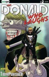 Keenspot Entertainment's Donald Who Laughs Issue # 2