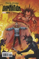 Marvel Comics's Doctor Strange: Damnation Issue # 1c