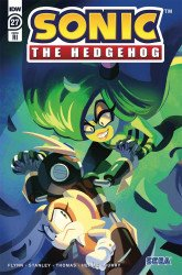 IDW Publishing's Sonic the Hedgehog Issue # 27ri