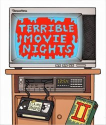 Phase Eight Publishing's Terrible Movie Nights Issue # 2