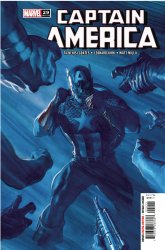 Marvel Comics's Captain America Issue # 29