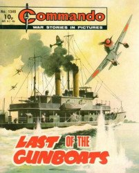 D.C. Thomson & Co.'s Commando: War Stories in Pictures Issue # 1349